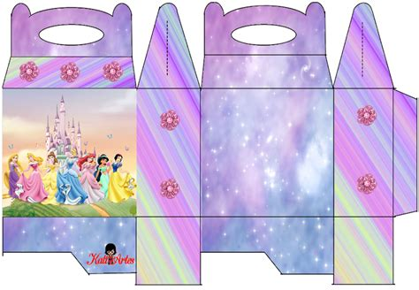 disney princess free printable lunch box is it for