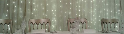 Steve Page Lighting Hire Fairy Light Backdrops And Starcloths Light Backdrop Hire