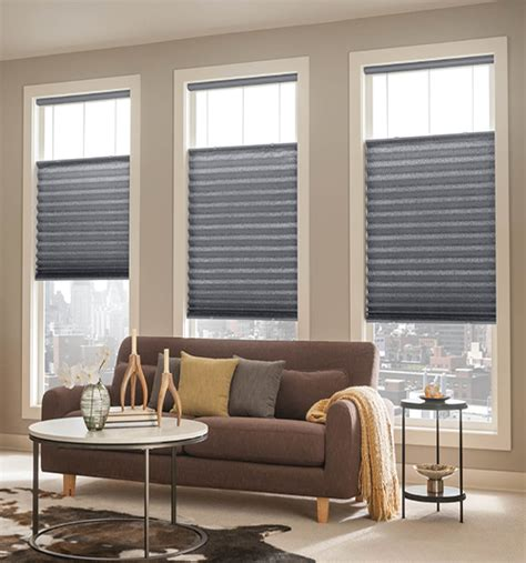 Pleated Shades For Windows Decor Bali 174 Neat Pleat 174 2 Quot Pleated Shades Blindsgalore
