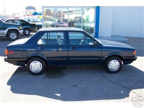 sydneevw 1988 volkswagen fox specs photos modification info at cardomain