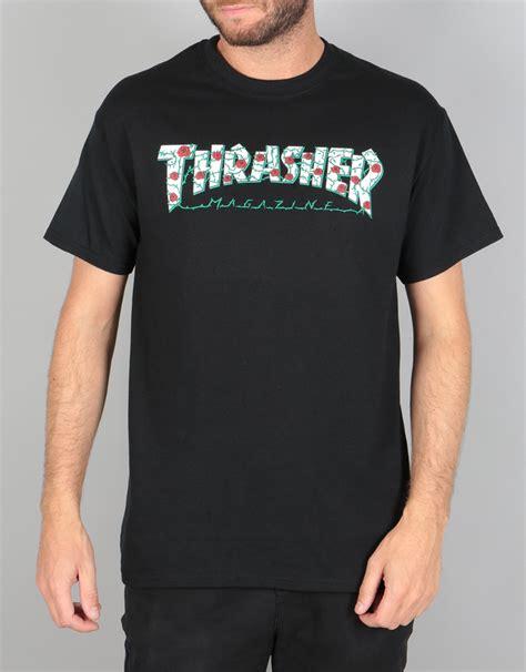 Sweater Hoodie Thrasher Jaspirow Shopping 1 thrasher roses t shirt black skate t shirts skateboarding tees clothing route one