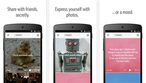 secret app android secret app now available for ios and android mobilesyrup