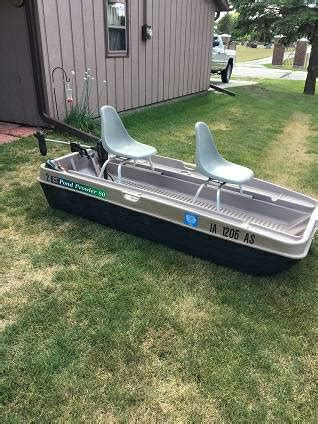pond prowler boat pond prowler for sale