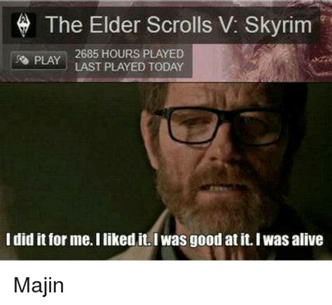 The Elder Scrolls Memes - 25 best memes about elders scrolls elders scrolls memes