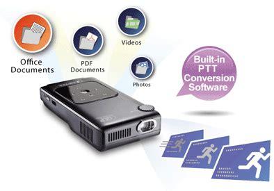 Mini Proyektor Aiptek V50 mini projector presentasi hiburan dimana saja kapan