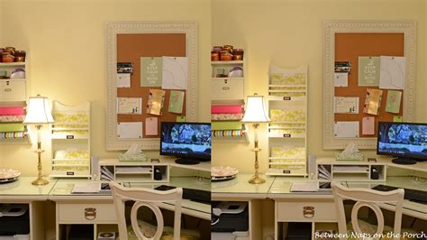 White Pics Photos Home Office Organization More Office Organize Home Office Desk