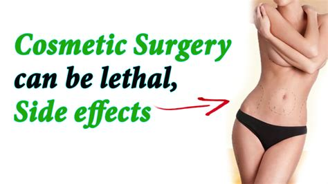 6 Benefits And Risks Of Plastic Surgery by Plastic Surgery Risks And Benefits Higherfeed