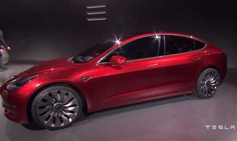 Autonomie Tesla Model 3