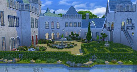 sims 4 medieval castle simsdelsworld the sims 4 renaissance castle