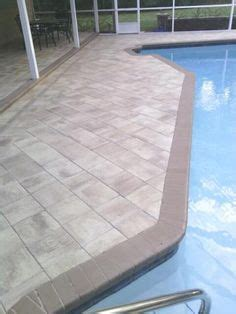 Patio Pavers Ocala Fl Black Tapestry Granite Pool Coping Flamed Finish Pool
