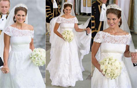 Princess Madeleine and Chris O'Neill's royal wedding: best