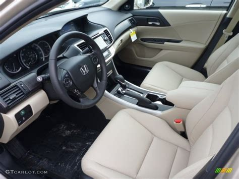 2013 Honda Accord Ex L Interior by Ivory Interior 2013 Honda Accord Ex L V6 Sedan Photo