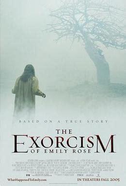 exorcist film story the exorcism of emily rose wikipedia