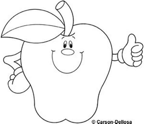 imagenes para ok manzana ok dibujalia dibujos para colorear elementos