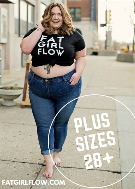 Fat Lady Clothing Makeover | where to shop for plus size clothing 28 and up