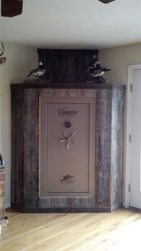 Turn A Closet Into A Safe Room by 1000 Ideas About Gun Cabinets On Wood Gun