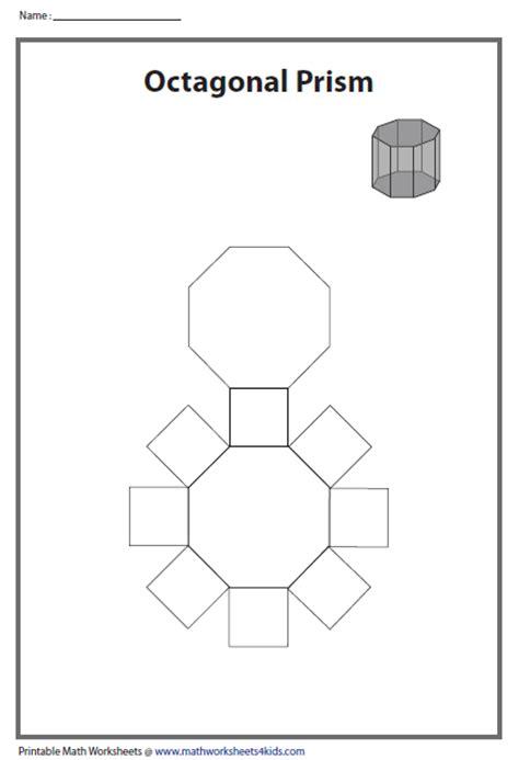 printable shapes nets number names worksheets 187 printable shapes chart free