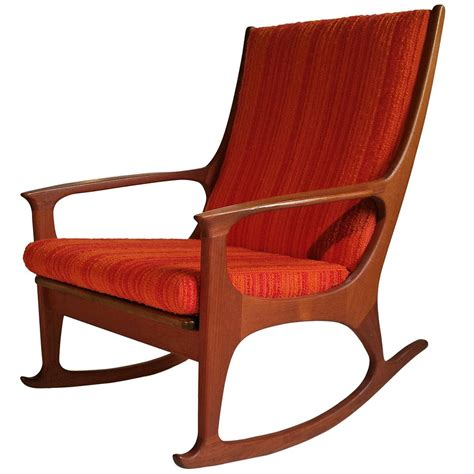 Midcentury Rocking Chair by Mid Century Rocking Chair Midcentury Modern Rocking Chair