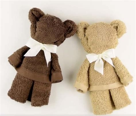 what is a teddy how to make washcloth teddy tutorial
