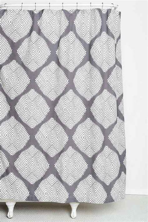 magical thinking shower curtain magical thinking diamond tile shower curtain urban