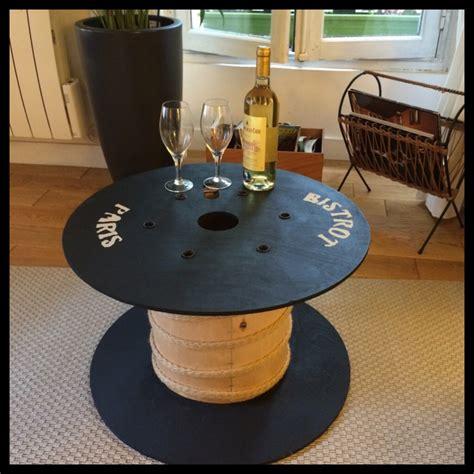 Bobine De Chantier Table Basse by Touret Table Basse Cool Le Touret Peinture Tadammmmmm