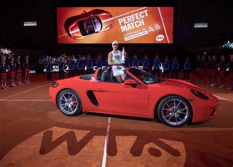 Porsch Tennis Grand Prix by Angelique Kerber Gewinnt Deutsches Traumfinale Porsche