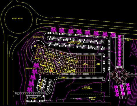 food court design dwg cad building template shopping centre design 4 8200sqm gla