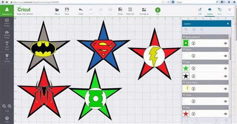 cricut design space google drive crafting with meek super hero logo svgs to download for