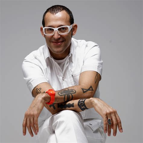 Karim Rashid | industrial design vs architecture which is harder ask