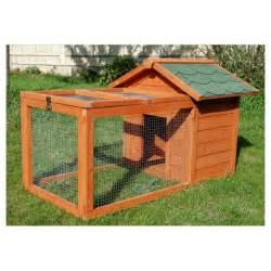 Cage En Bois Pour Lapin