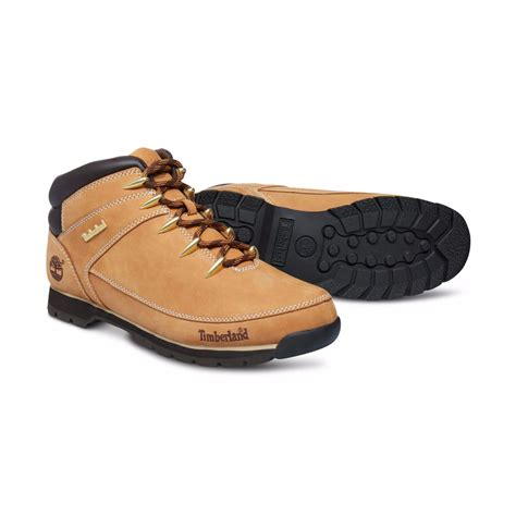 timberland mens leather boots new timberland sprint hiker mens leather boots shoes