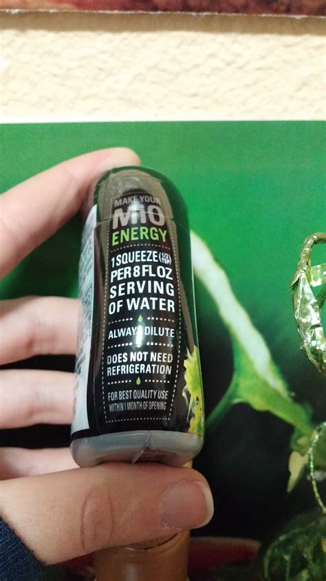 1 energy drink a month energy drink of the month december 2014 mio energy