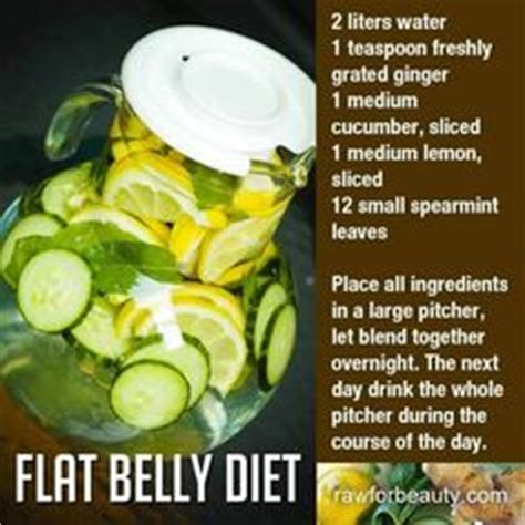 Detox Water For Flat Belly Craving Cleansing by 1000 Ideas About Lemon Water Detox On Lemon