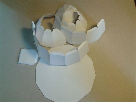 How To Make A Paper Dome Step By Step - how to make a dome