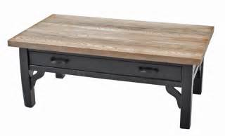 rustic coffee table painted coffee table cottage design
