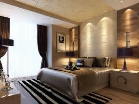 Luxury Bedroom Interior Design Downlit Textured Wall Bedroom Luxury China Interior Design Ideas