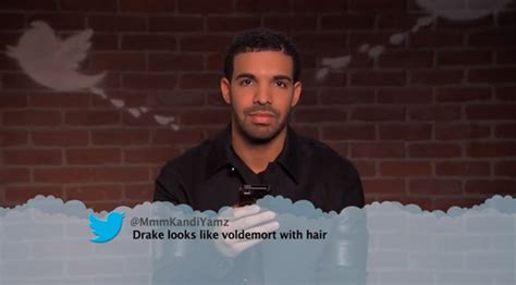 did jimmy kimmel get a hair transplant 2015 does drake look like lord voldemort from harry potter with