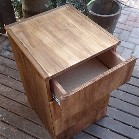 Diy Drawer Cabinet by Home Dzine Home Diy Diy 4 Drawer Cabinet With Easy