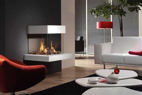 Interior Design Corner by Corner Fireplaces Offering Unique Decorative Accents For