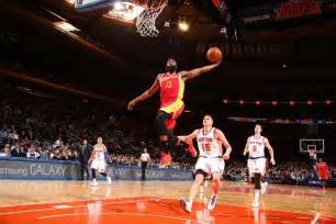 James harden crosses up pablo prigioni and dominates the knicks video