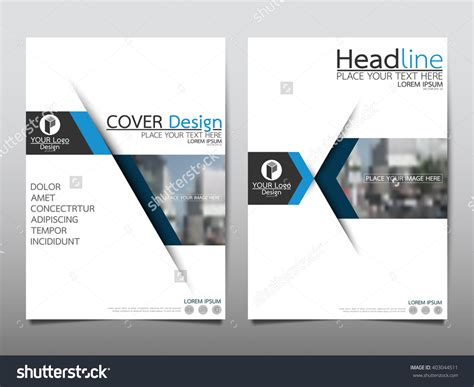pdf brochure design templates 6 best agenda templates