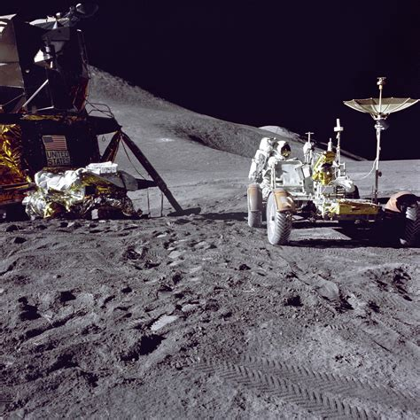 the rovers the apollo 15 lunar rover vehicle pics about space