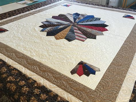 Tying A Quilt by Tie Quilt
