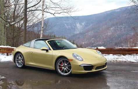 Porsche Carrera Targa by Happy Anniversary 2014 Porsche 911 Targa 4s Limited