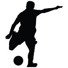 Sepatu Anak Dans Black resultado de imagem para soccer player silhouette bolo