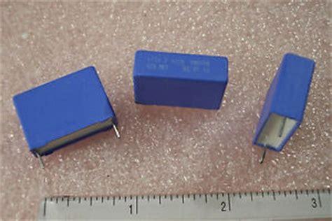 philips mkt capacitors qty 10 mkt373 47uf 400v 5 metallized box capacitor philips 373 mkt