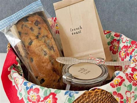 how to make a breakfast gift basket breakfast gift