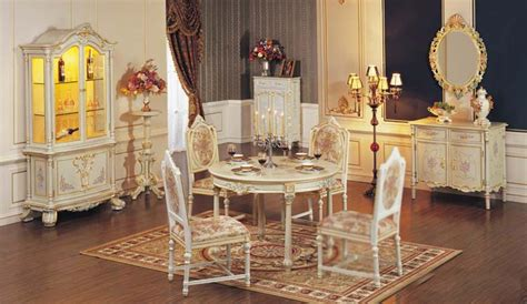 european simple wood furniture hand carved painted french
