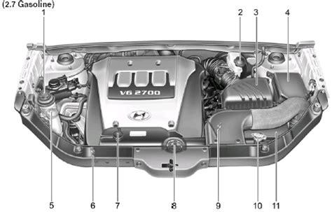 Engine Compartment Do It Yourself Maintenance Hyundai