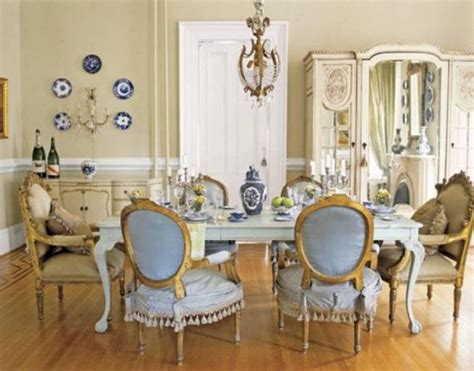 furniture country dining room with classic